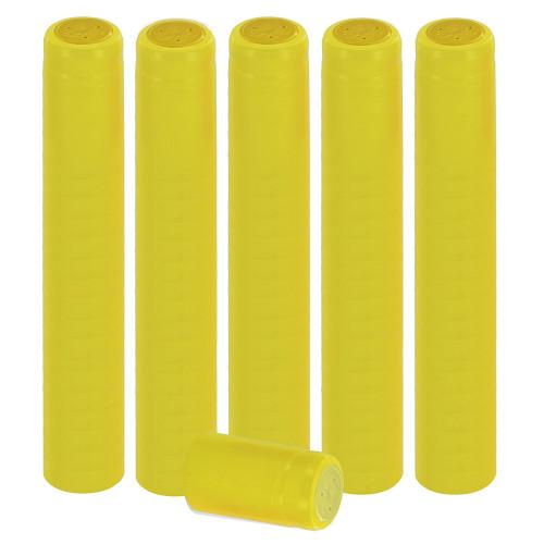 Home Brew Ohio Yellow PVC Shrink Capsules 8000 count