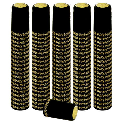 Home Brew Ohio Black With Gold Grapes PVC Shrink Capsules 8000 count