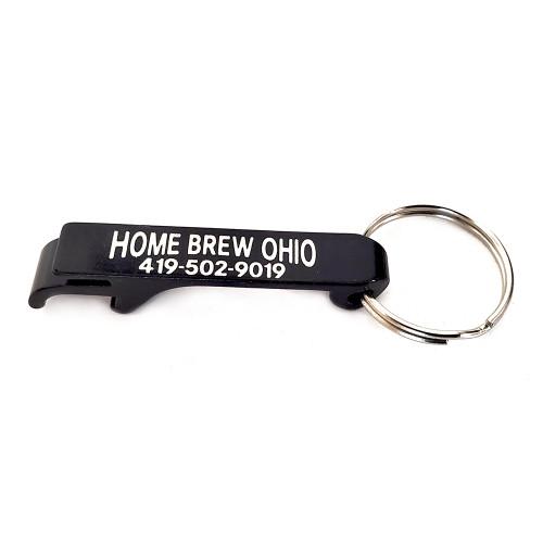 Home Brew Ohio keychainbottle opener