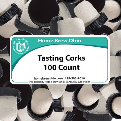 Home Brew Ohio Wine Tasting Corks 100 count