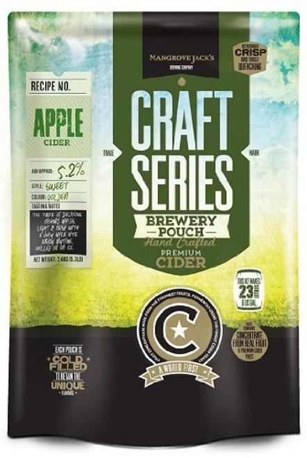 Mangrove Jack's Hard Apple Cider Recipe Kit, 6 gallon
