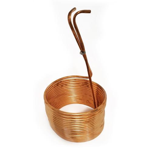 Copper Immersion Wort Chiller 50'