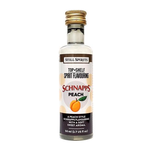 Still Spirits Top Shelf Peach Schnapps Flavoring