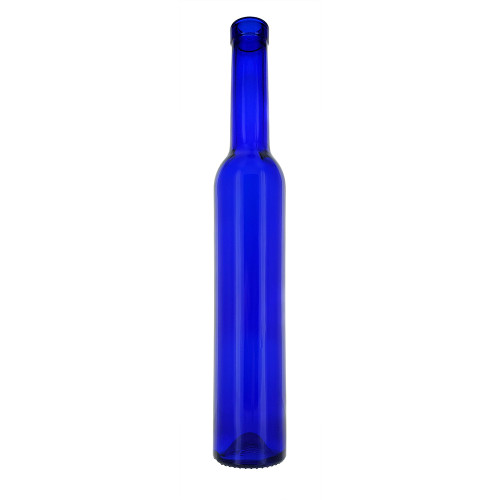 Delgada Blue Bar Top Spirit Bottles - Single Bottle
