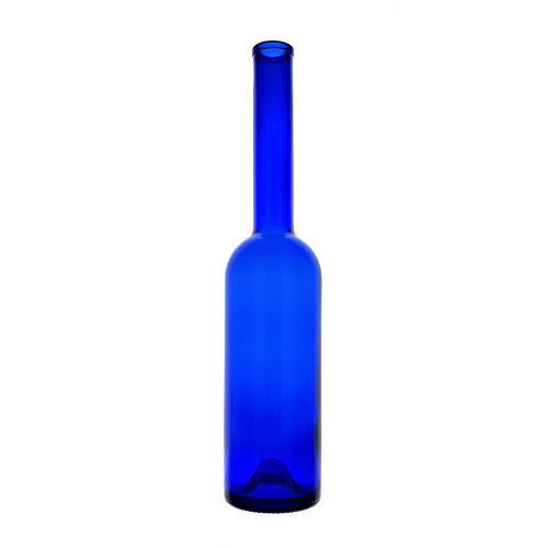 Opera Blue Bar Top Spirit Bottles - Single Bottle