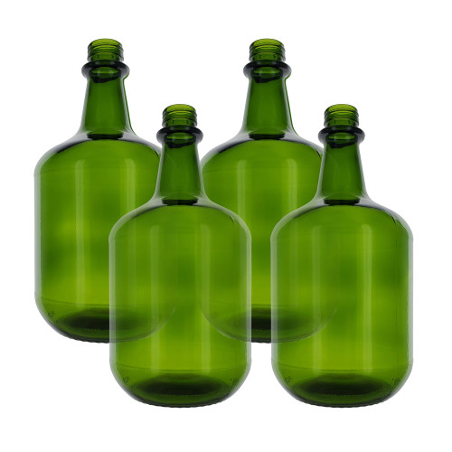 3L Jug Champagne Green - Pack of Four Bottles