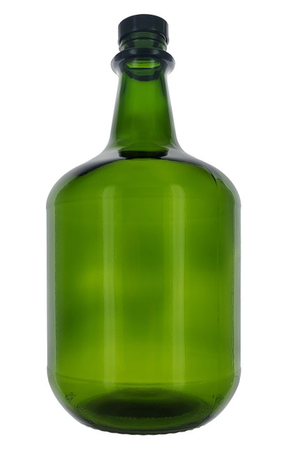 3L Jug Champagne Green - Single Bottle with Polyseal Cap