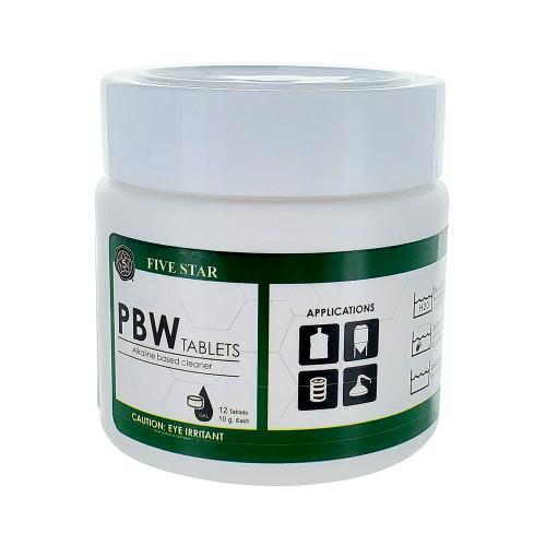 Five Star - PBW Tablet 10g 12ct
