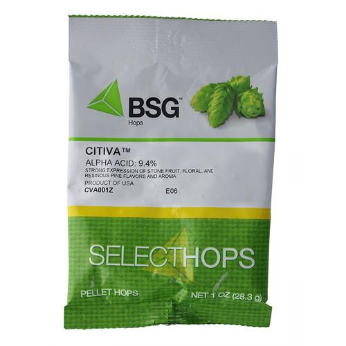 HS-Sitiva™ Hop Pellets 1 oz (Citiva)