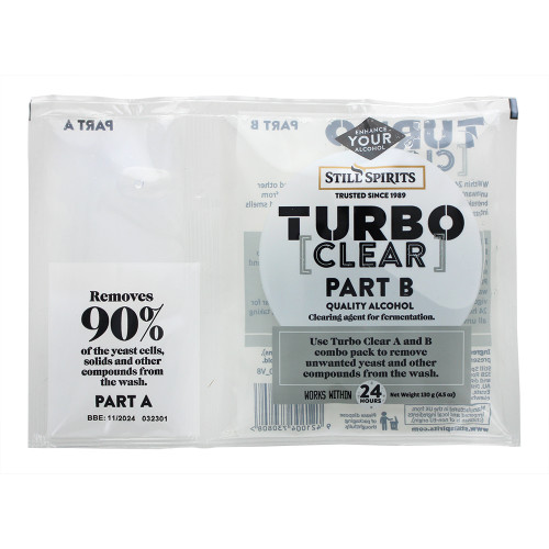 Still Spirits Turbo Clear 2 part AB