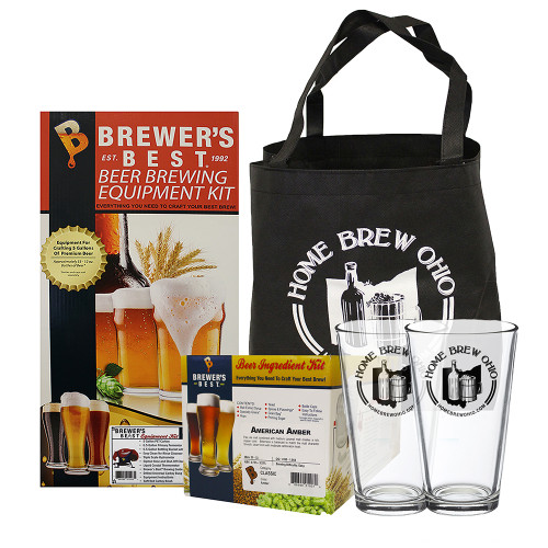 5 Gallon Beer Love Collection - American Amber