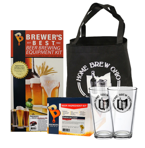 5 Gallon Beer Love Collection - American Light