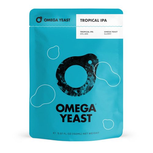 Omega Yeast Labs OYL200 Tropical IPA Liquid Yeast **Special Order see bullet points