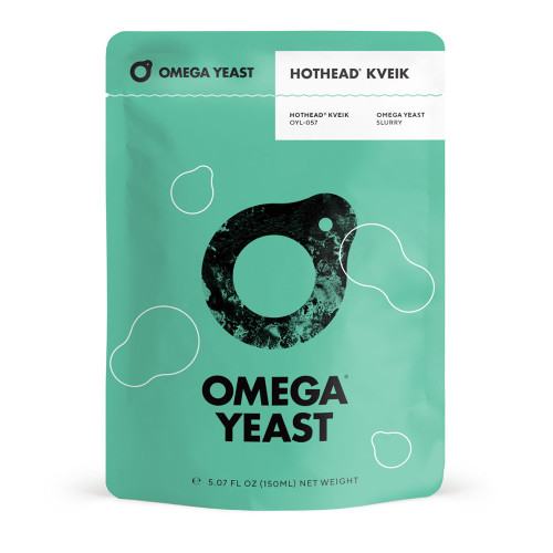 Omega Yeast Labs OYL057 Hothead Ale Liquid Yeast **Special Order see bullet points
