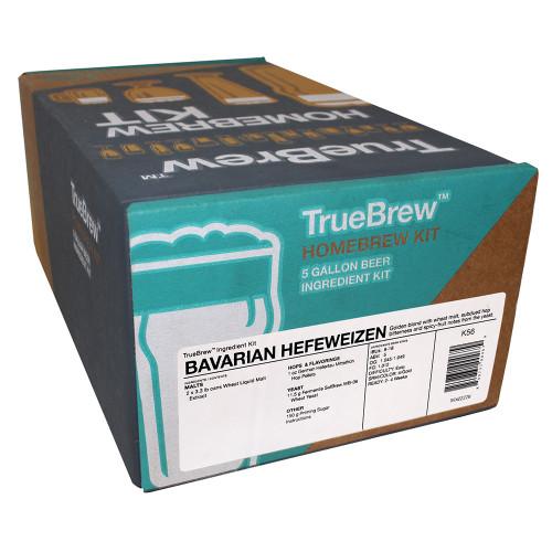 True Brew Bavarian Hefeweizen Beer Making Ingredient Kit