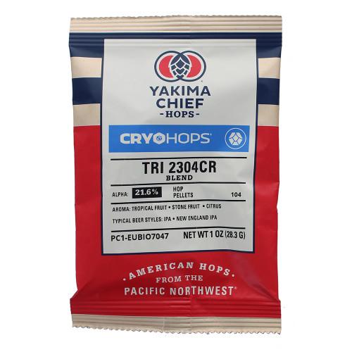 Cryo Hops® Cryo Pop™ Tri 2304cr Blend Pellet Hops 1oz