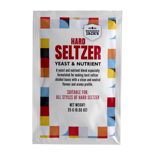 Mangrove Jack's Hard Seltzer Yeast & Nutrient 25g (0.88oz)