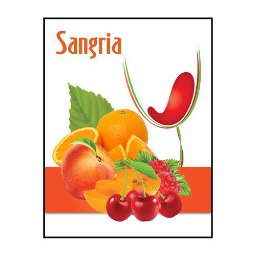 Island Mist Wine Labels - Sangria