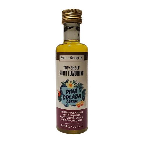 Still Spirits Top Shelf Pina Colada Cream Flavoring (Does Not Contain Alcohol)