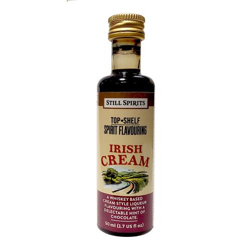 Still Spirits Top Shelf Irish Cream Flavoring (Does Not Contain Alcohol)