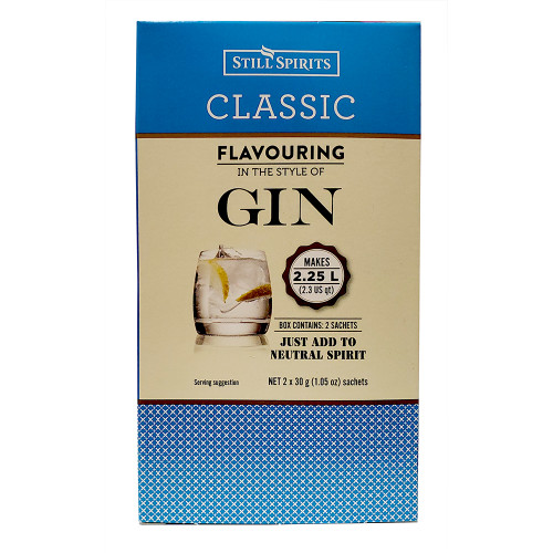 Still Spirits Classic Gin Flavoring (Does Not Contain Alcohol)