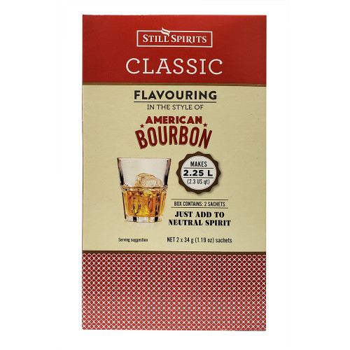 Still Spirits Classic American Bourbon Flavoring (Does Not Contain Alcohol)