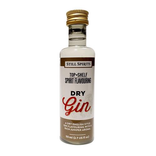 Still Spirits Top Shelf Dry Gin Flavoring