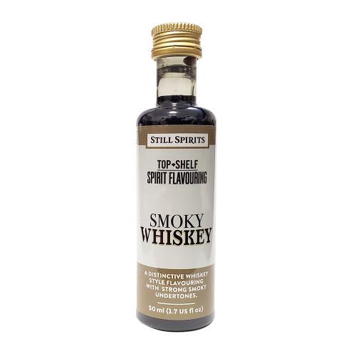 Still Spirits Top Shelf Smoky Whisky Flavoring
