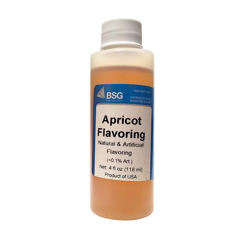 Apricot Flavoring 4 Fl Oz