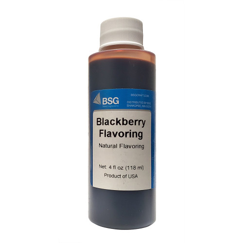 Blackberry Flavoring 4 Fl Oz