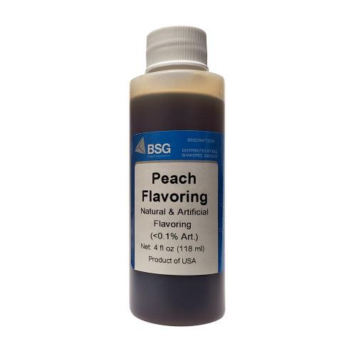 Peach Flavoring 4 Fl Oz
