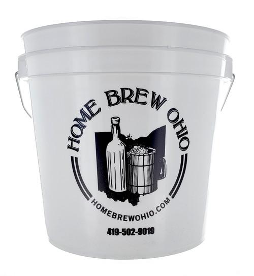 2 Gallon Plastic Fermenter - Bucket Only