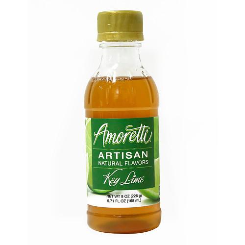 Amoretti Key Lime Puree 8oz