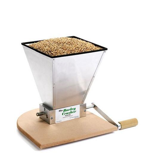 Barley Crusher - 7 Lb Capacity Hopper