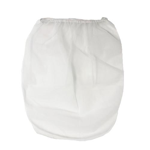 Coarse Mesh Bag w/ Elastic Top 18.5 x 20