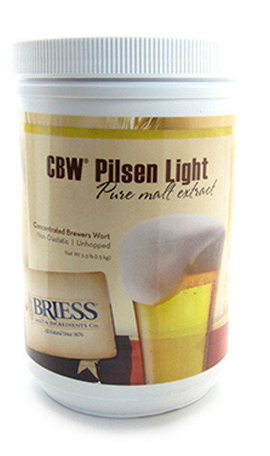 Briess LME - CBW Pilsen Light - 3.3 Lbs