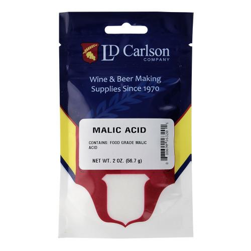 Malic Acid - 2 oz