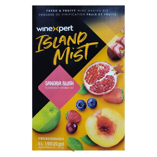 Sangria Zinfandel (Island Mist) Ingredient Kit