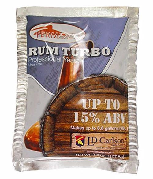FermFast Rum Turbo Yeast - 107.5 g