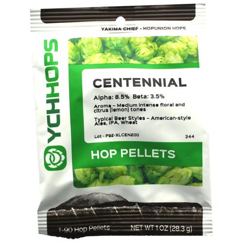 Pellet Hops - Centennial - 1 oz