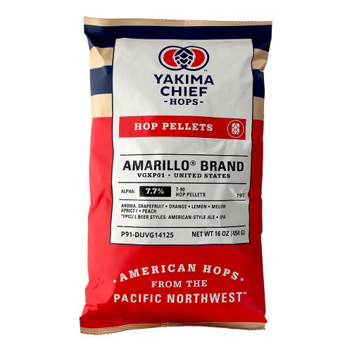 Pellet Hops - Amarillo® - 1 Lb