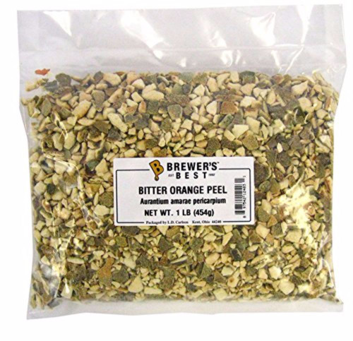 Herbs and Spices - Bitter Orange Peel - 1 Lb