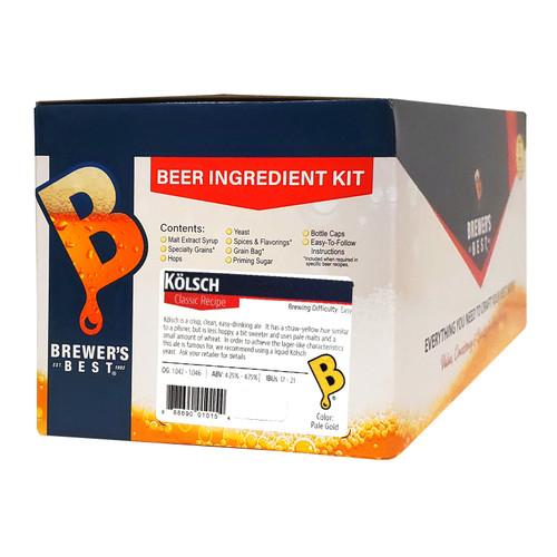 Brewer's Best Kolsch Beer Kit - 5 Gallon