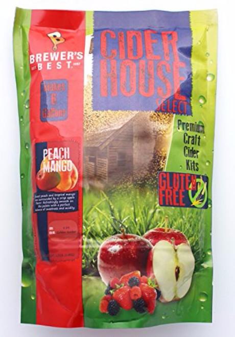 Cider House Select Cider Kit - Peach Mango