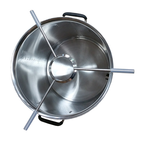 Kettle Spider - Stainless Steel