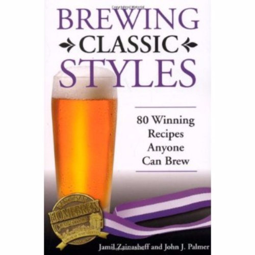 Brewing Classic Styles - Paperback