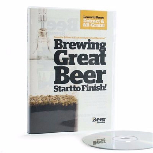 Brewing Great Beer Start To Finish