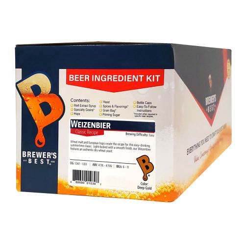 Brewer's Best Weizenbier Beer Kit - 5 Gallon