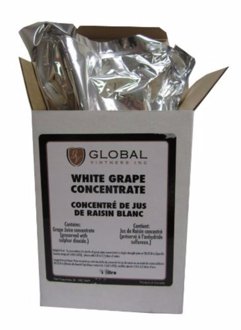 Winexpert White Grape Concentrate - 1 L