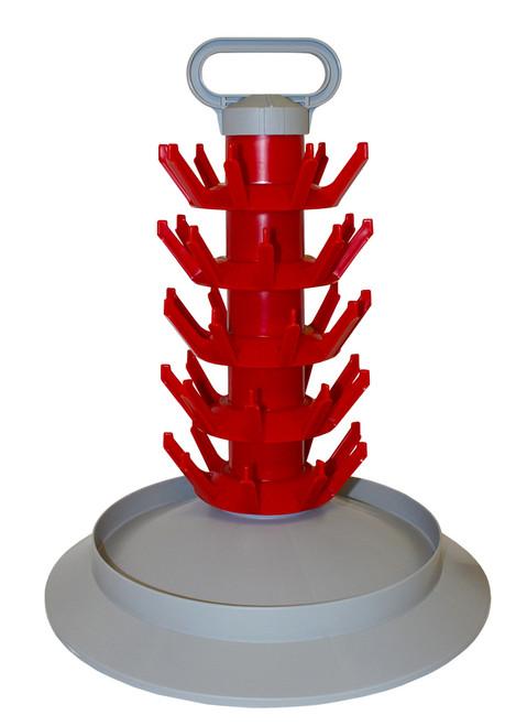 45 Bottle Drying Tree - Econo